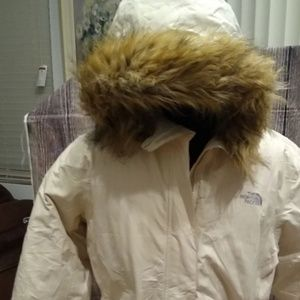 North Face Goose Down Jacket size L